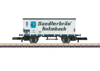 Märklin 86398 DB Bierkühlwagen Sandlerbräu Ep.3
