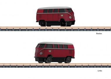 Märklin 88025 DB Draisine KLV VW T1 Ep.3