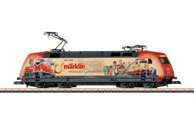 Märklin 88677 DBAG Märklin E-Lok BR 101 Ep.6