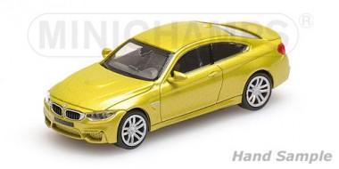 Minichamps 870027200 BMW M4 gelb 2015