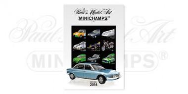 Minichamps KATPMA114 Katalog PMA Edition 1 2014