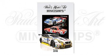 Minichamps KATPMA218 Katalog - Minichamps Edition 2/2018