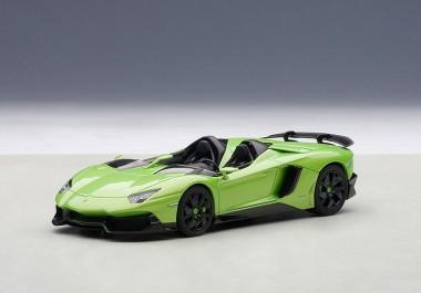 AUTOart 54654 Lamborghini Aventador J grün
