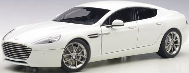 AUTOart 70256 Aston Martin Rapide S 2015 weiß