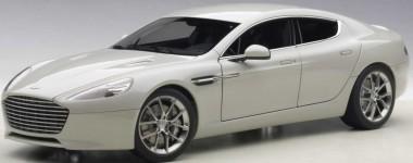 AUTOart 70258 Aston Martin Rapide S 2015 silber