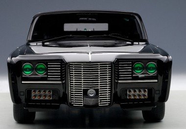 AUTOart 71546 Black Beauty - Green Hornet