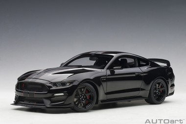 AUTOart 72934 Ford Mustang Shelby GT350R shadow black
