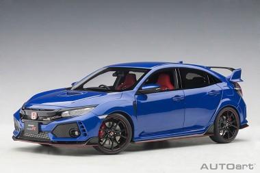 AUTOart 73269 Honda Civic Type R (FK8) blau