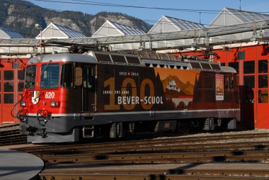 MDS-Modell 60004 RhB E-Lok Ge 4/4 II Ep.6