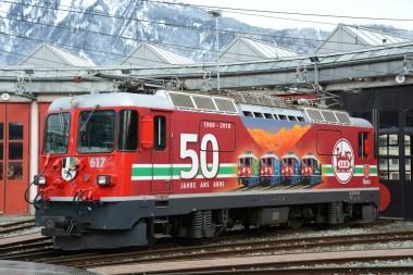 MDS-Modell 60006 RhB E-Lok Ge 4/4 II Ep.6