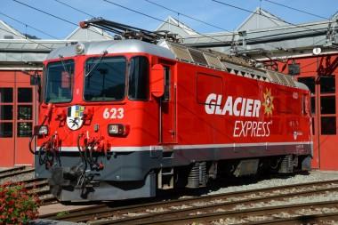 MDS-Modell 60007 RhB E-Lok Ge 4/4 II Ep.6