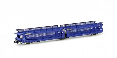 MFTrain 33263 GEFCO Autotransportwagen 3-achs Ep.6