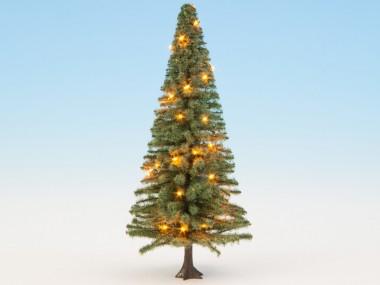 Noch 22131 Beleuchteter Weihnachtsbaum mit 30 LEDs