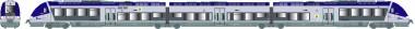 LS Models 10078 SNCF Triebzug Serie AGC 3-tlg Ep.5/6