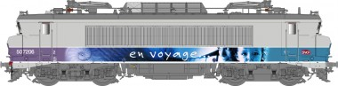 LS Models 10953S SNCF E-Lok Serie BB7200 Ep.6 AC
