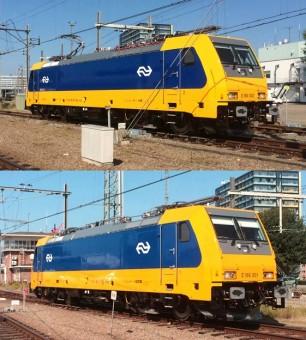 LS Models 14515S NS E-Lok BR 186 Ep.6 AC