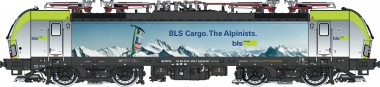LS Models 17615 BLS Cargo E-Lok Vectron Ep.6 AC