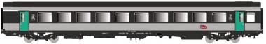 LS Models 40277 SNCF Personenwagen 2.Kl. Ep.5/6
