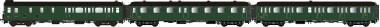 LS Models 40323 SNCF Personenwagen-Set 3-tlg Ep.3b