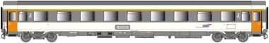 LS Models 40371 SNCF Personenwagen 2.Kl. Ep.5