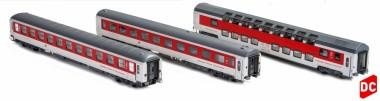 LS Models 49052 CNL DBAG Nachtzugwagen-Set 3-tlg Ep.6