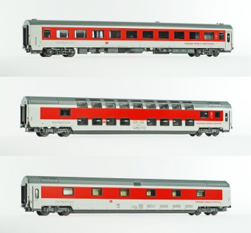 LS Models 49056 CNL DBAG Nachtzugwagen-Set 3-tlg Ep.6