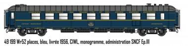 LS Models 49199 SNCF CIWL Speisewagen Ep.3