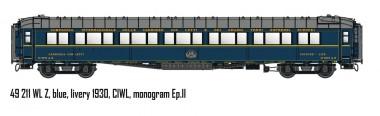 LS Models 49211 CIWL Schlafwagen Ep.2