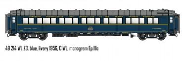 LS Models 49214 CIWL Schlafwagen Ep.3c