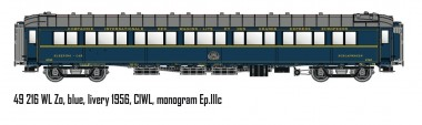 LS Models 49216 CIWL Schlafwagen Ep.3c