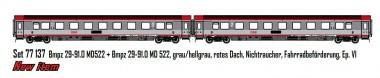 LS Models 77137 ÖBB EC Personenwagen-Set 2.Kl. Ep.6