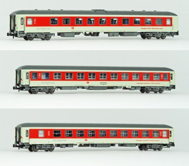 LS Models 79054 DBAG Nachtzugwagen-Set 3-tlg Ep.6