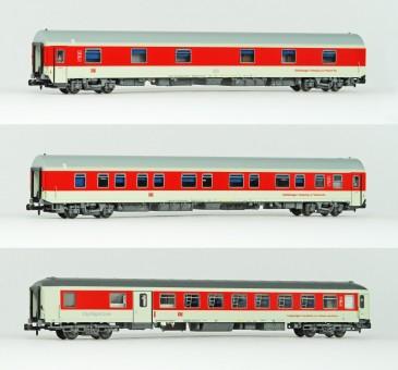 LS Models 79055 DBAG Nachtzugwagen-Set 3-tlg Ep.6