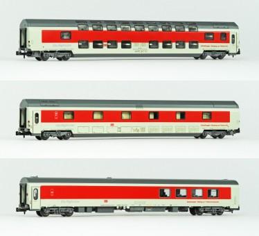 LS Models 79056 DBAG Nachtzugwagen-Set 3-tlg Ep.6