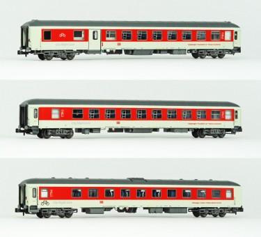 LS Models 79057 DBAG Nachtzugwagen-Set 3-tlg Ep.6