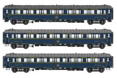 LS Models 79135 CIWL Liegewagen-Set 3-tlg Ep.3c