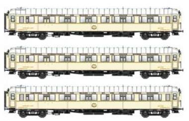 LS Models 79139 CIWL Liegewagen-Set 3-tlg Ep.3c
