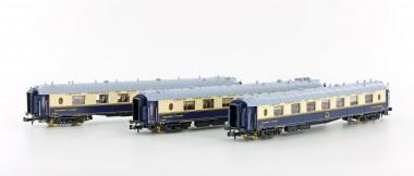 LS Models 79170 CIWL Personenwagen-Set 3-tlg Ep.2