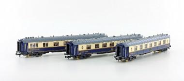LS Models 79173 CIWL Personenwagen-Set 3-tlg Ep.3a