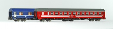 ACME 16511 ÖBB CFR Schlafwagen-Set 2-tlg Ep.5