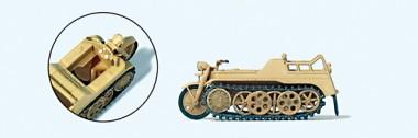 Preiser 16629 Kleines Kettenkraftrad Typ HK