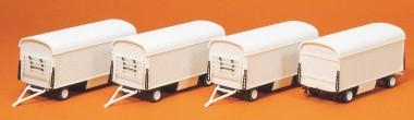 Preiser 20006 Packwagen