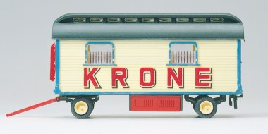 Preiser 21015 Wohnwagen KRONE