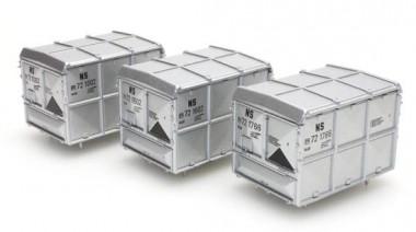 Artitec 487.801.11 Geschlossene Container NL, 3 St.