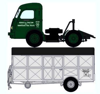REE Modeles CB038 Panhard Movic UFR-SZ APTM STEF grün