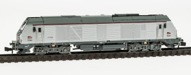 REE Modeles NW109 SNCF Diesellok Serie BB75000 Ep.5/6