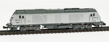 REE Modeles NW110 CFL Cargo Diesellok Serie BB75000 Ep.5/6