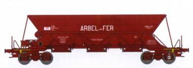 REE Modeles NW116 SNCF ARBEL Selbstentladewagen Ep.4