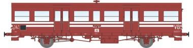 REE Modeles VB154 SNCF Bahndienstwagen 2-achs Ep.4