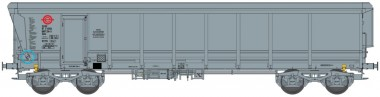 REE Modeles WBSE011 Ermewa Hochbordwagen 4-achs Ep.6